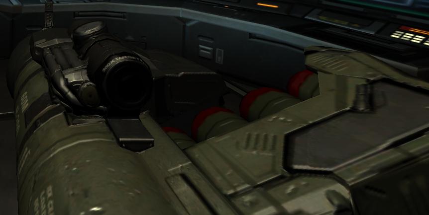 Rocket launcher (Doom 3) | Doom Wiki | FANDOM powered by Wikia