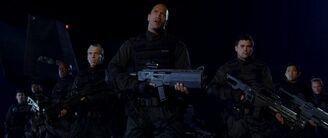 Doom movie marines