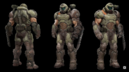 Doomslayer Eternal Preator Suit