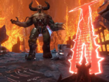 Cyberdemon/Doom Eternal