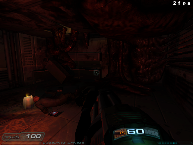 Lets Play Doom 3 Ep 19 Airlock And Monorail Troubles