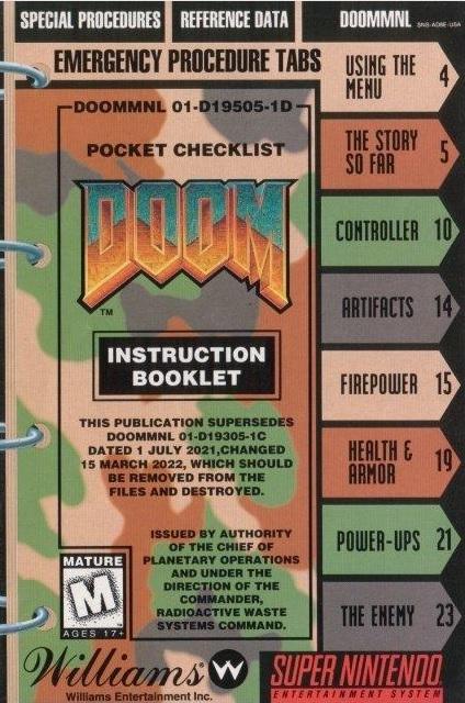 Doom Timeline | Doom Wiki | FANDOM powered by Wikia