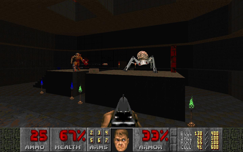 MAP20: Gotcha! (Doom II) | Doom Wiki | FANDOM powered by Wikia