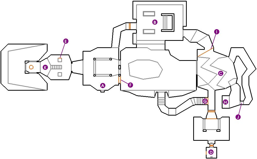 E1M1: Hangar (Doom) | Doom Wiki | FANDOM powered by Wikia
