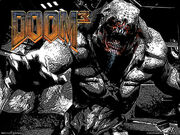 Doom 3 Hell Knight by WackyCamper