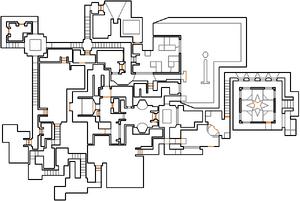 Serenity E3M6 map