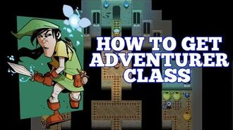 How To Get The Adventurer Class - Doom & Destiny Advanced