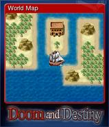Doom & Destiny Card 2