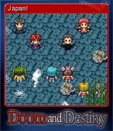 Doom & Destiny Card 7