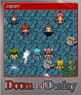 Doom & Destiny Foil 7
