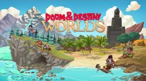 Doom & Destiny Worlds - Dream Build Play '17 Trailer