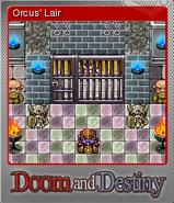 Doom & Destiny Foil 1