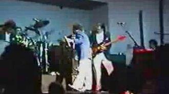 "Larry Chance & Earls ""NEVER"" live @ Little Darlins, Florida 1990"