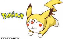 Me as pikachu