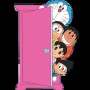 Doraemon Dokedemo Door