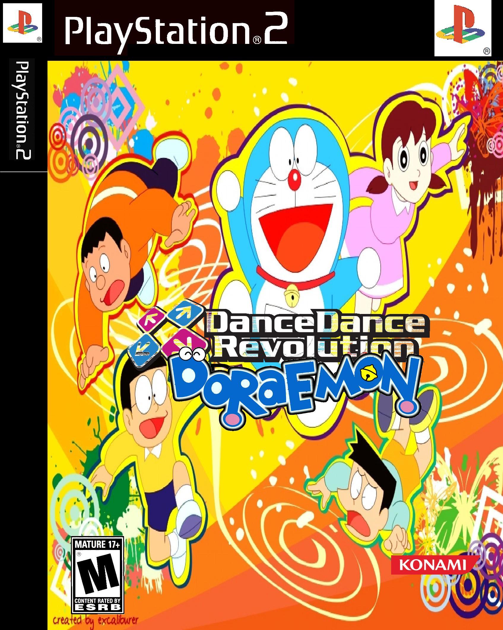 Dance Dance Revolution Doraemon Doraemon Fanon Wiki Fandom