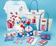 Doraemon x Hello Kitty Merchandise 7