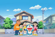 Doraemon - Animation Update