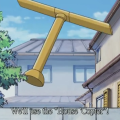 Big version of Take-Copter (House-Copter)