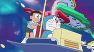 Doraemon&nobita time machine