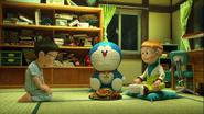 Stand by Me Doraemon Chapter 2 Nobita Sewashi Doraemon Conservation