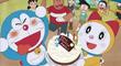哆啦A夢生日會2016