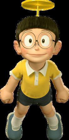 Nobi nobita 3D