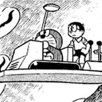 Taimu Mashin manga