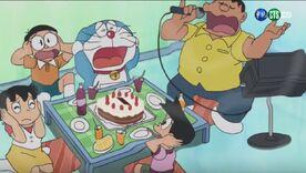 胖虎的生日會