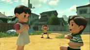 Stand by Me Doraemon Chapter 6 Shizuka and Dekisugi practice