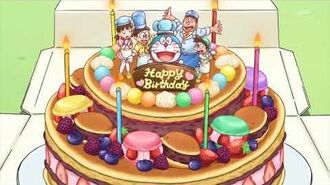ED48 生日快樂幸運