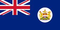 Flag of Hong Kong (1959–1997)