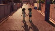 Stand by Me Doraemon Chapter 4 Shizuka with Dekisugi