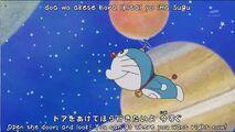Tmp Yume wo Kanaete Doraemon opening 3 Doraemon 2005 Anime TV ASAHI, ADK 10-1581523685