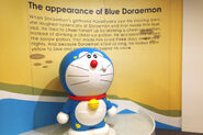 Expo The-appearance-of-Blue-Doraemon
