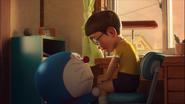 Stand by Me Doraemon Chapter 8 Doraemon talks to Nobita