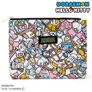 Doraemon x Hello Kitty Merchandise 1
