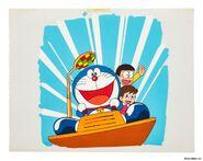 DoraemonTimeMachine