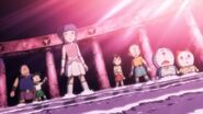 Alg9c3 Doraemon Nobita's Great Battle of the Mermaid King Shogakukan, TV ASAHI, SHIN-EI ANIMATION, ADK
