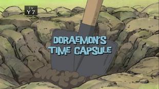 Doraemon's Time Capsule title card