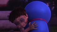 Stand by Me Doraemon Chapter 8 Nobita hugs Doraemon