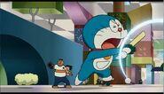 Doraemon No Himitsu Dogu Museum 2013 184 Doraemon used Sword of Dekomaru