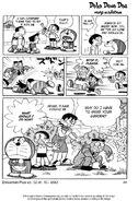 Doraemon+(Plus) A Command Gun Plan To Escape From Earth Pg. 8 V2CH10
