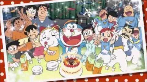 Happy ☆ Lucky Birthday! (ハッピー☆ラッキー・バースデー! ) - Doraemon
