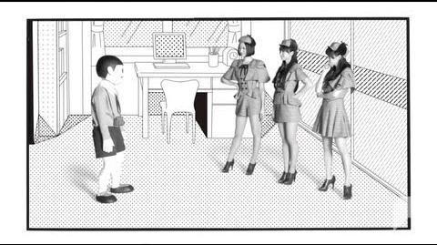 MV Perfume「未来のミュージアム」