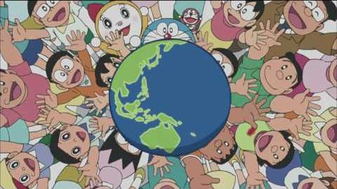 Yume wo Kanaete Doraemon Opening (Version 1) 1080p