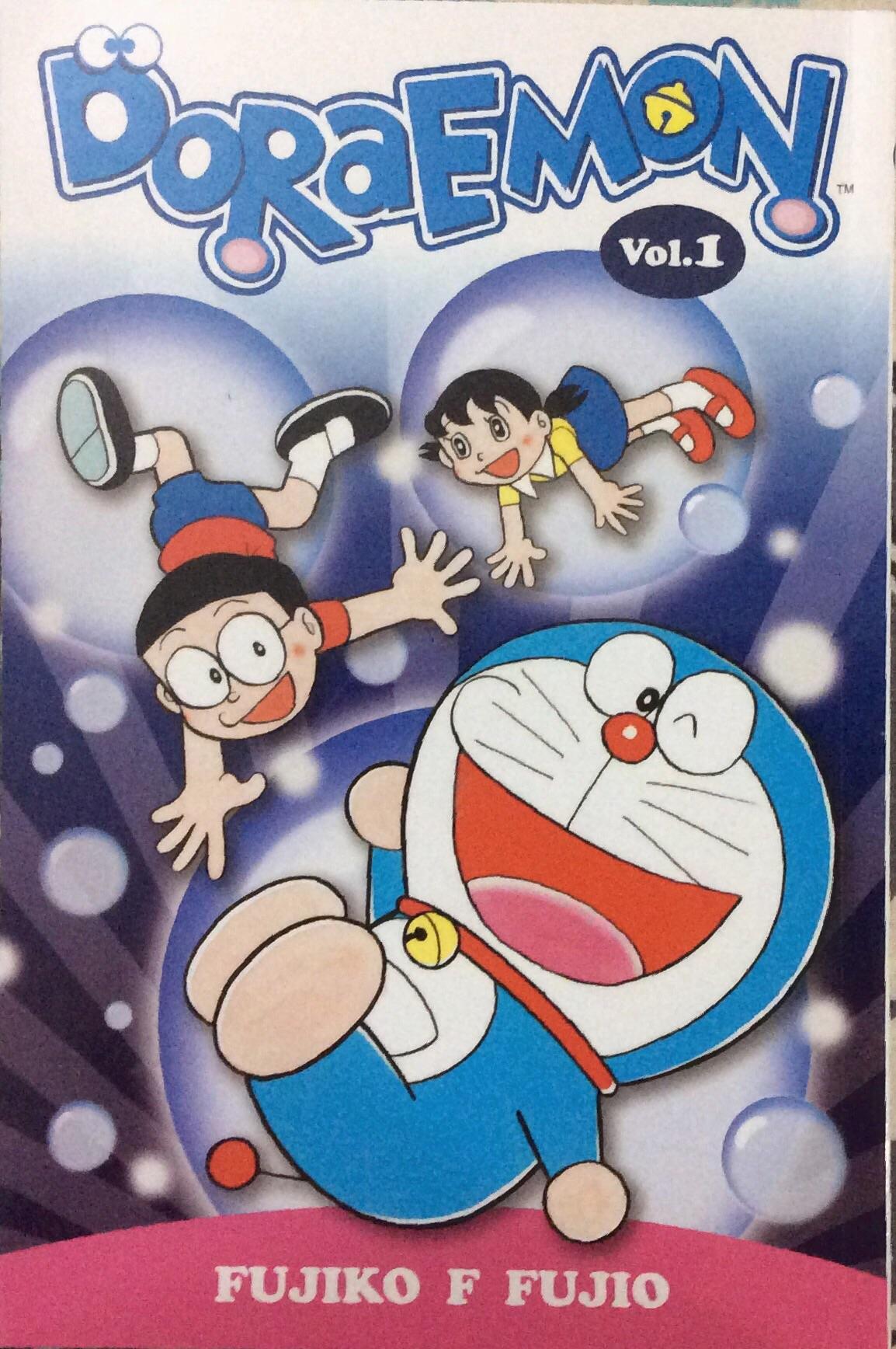 Doraemon In North America