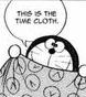 Time Cloth in manga