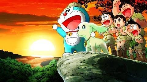 「映画ドラえもん 新・のび太の大魔境 〜ペコと5人の探検隊〜」予告編-0