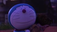 Stand by Me Doraemon Chapter 8 Doraemon cries